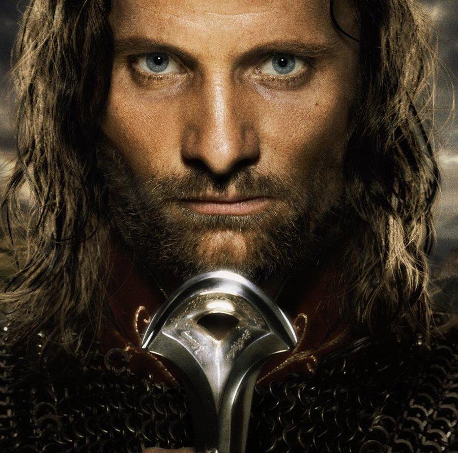 Le seigneur des annneaux - Page 2 Aragorn_RotK